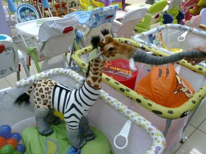 нелепые игрушки