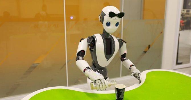 Робот XR-1