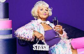 Эта 90-летняя звезда Instagram заткнет за пояс любую 20-летнюю модницу