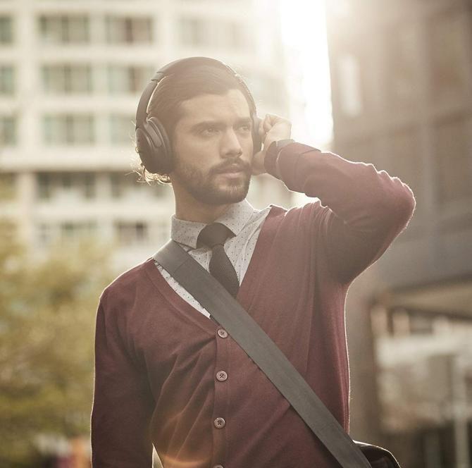 Бездротові навушники Bose QuietComfort 35 II