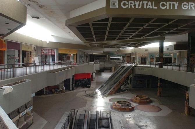 Hawthorne Plaza Mall