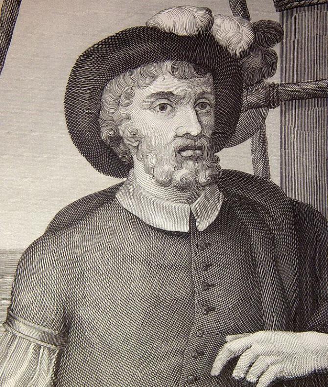 Хуан Себастьян Елькано