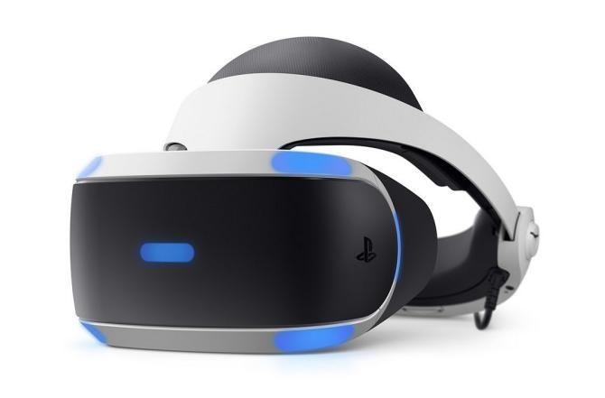 Очки виртуальной реальности PlayStation VR