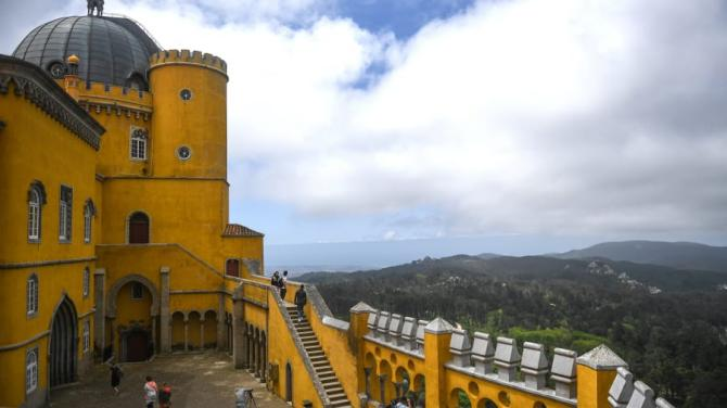 Синтра, Португалія