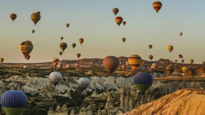 Каппадокія, Туреччина