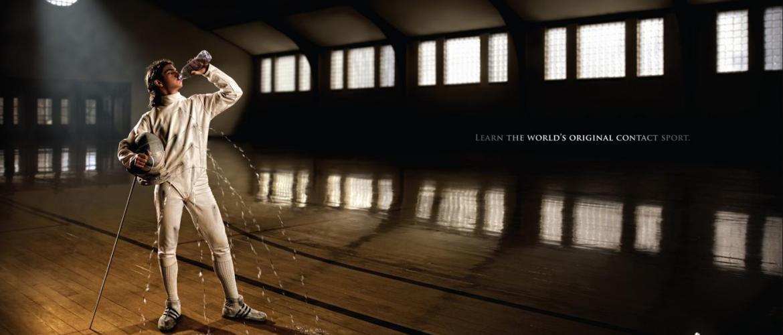 Креативные спортивные постеры, которые не хуже чем у Nike