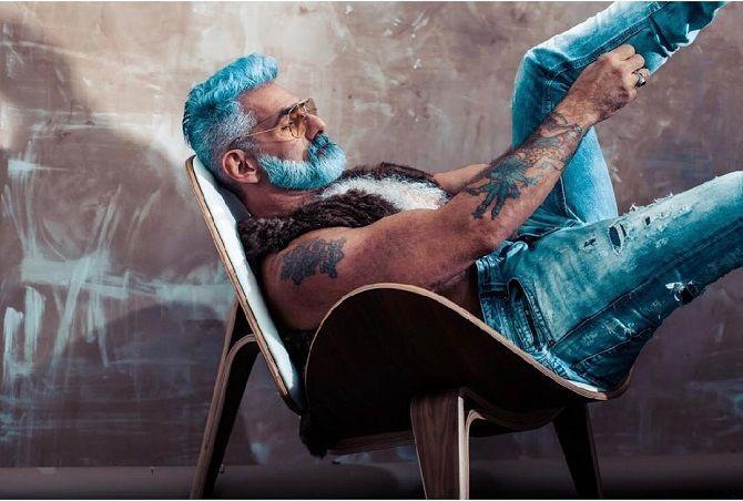 синя борода