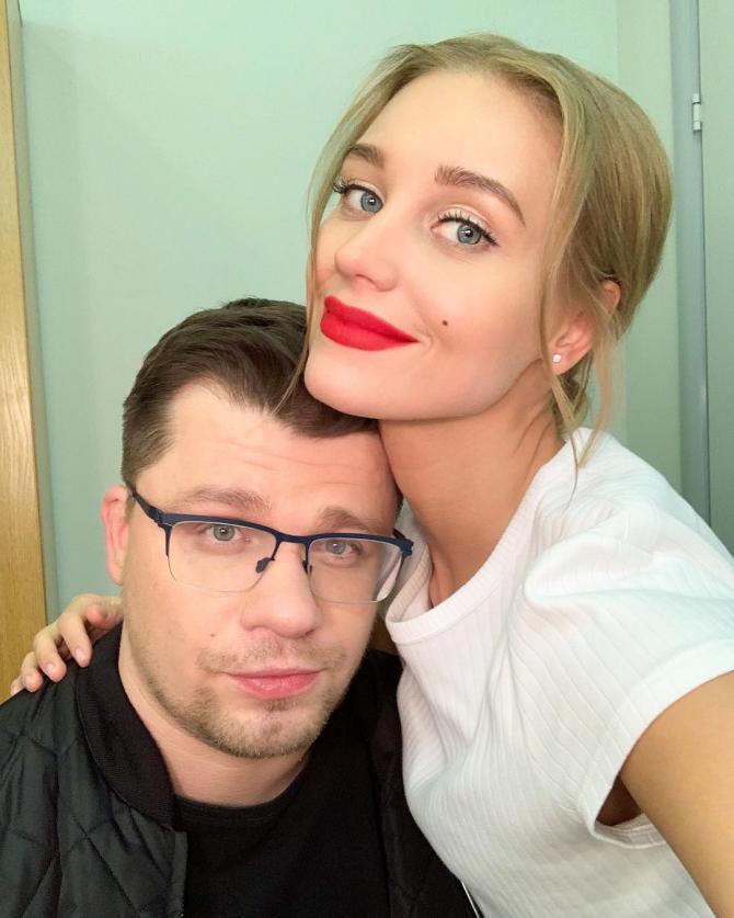 Христина Асмус і Гарік Харламов