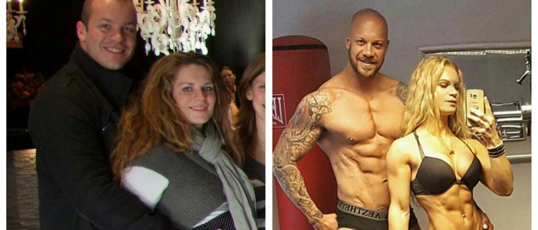 Фото до і після: пари, які схудли разом