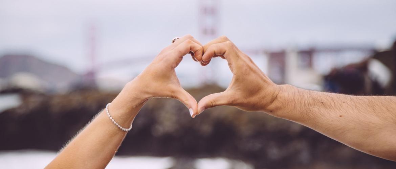 Зіркові пари, які познайомилися «наосліп» і залишилися разом