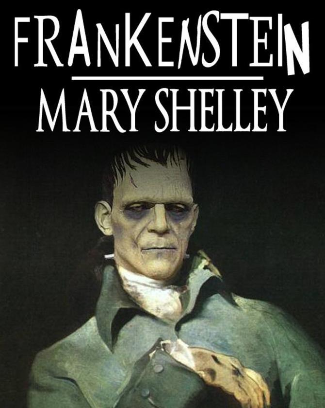 Франкенштейн Мері Шеллі