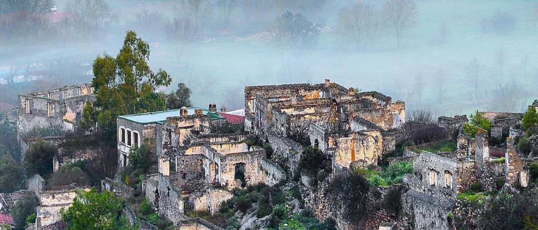 9 затерянных городов, в которых вы повстречаете призраков