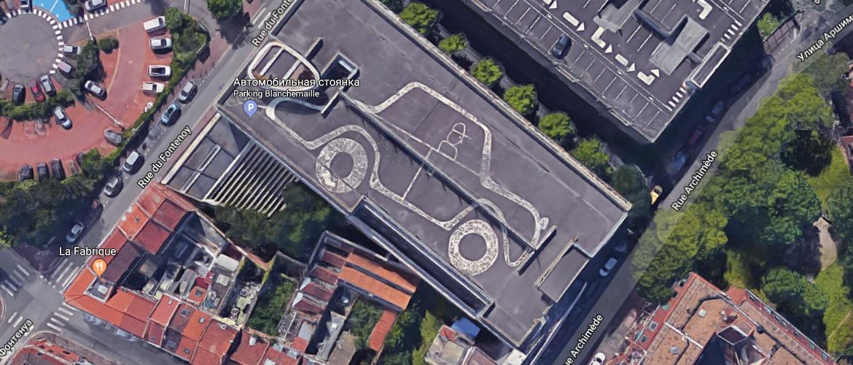 Kopieren Sie Google Maps-Koordinaten, die in ihrer Einzigartigkeit auffallen