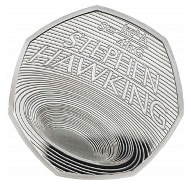 монета хокинга