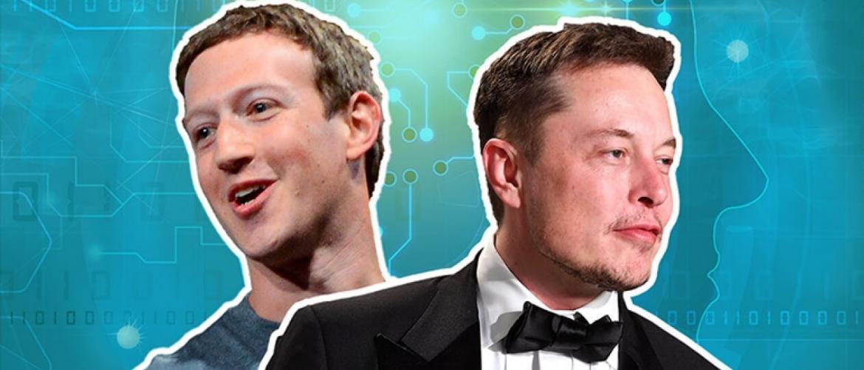 Цукерберг vs Маск: молодые стартаперы-миллиардеры