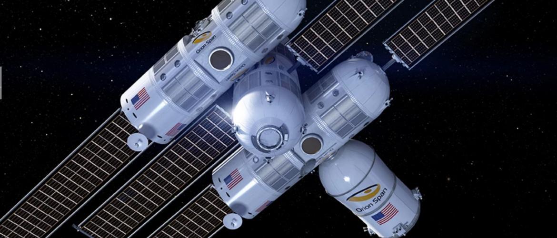 Перший в світі готель в космосі відкриється в 2022 році