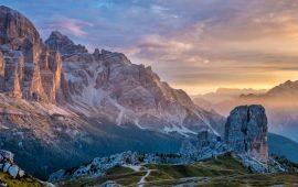 природа горы