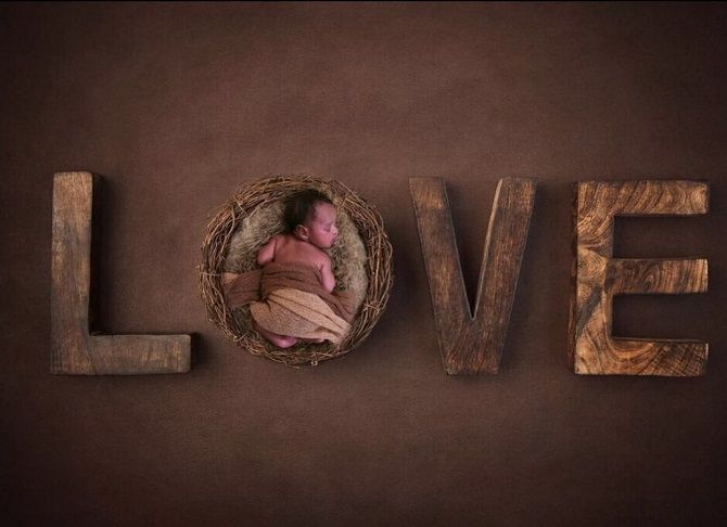 фотосесія новонароджених