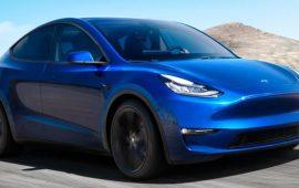 Пополнение линейки электромобилей Tesla Илона Маска новой моделью Y