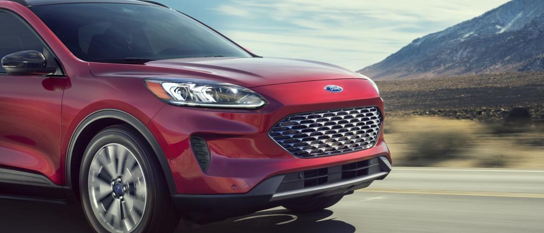 Ford Escape 2020 года: компания презентовала улучшенную модель кроссовера