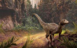 Кожу «живого» динозавра обнаружили в Южной Корее