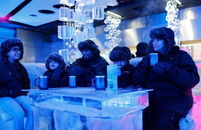 Ice Restaurant