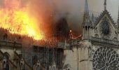 Пожар в самом сердце Парижа: восстановят ли Собор Парижской Богоматери