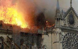 Пожежа в самому серці Парижа: чи відновлять Собор Паризької Богоматері