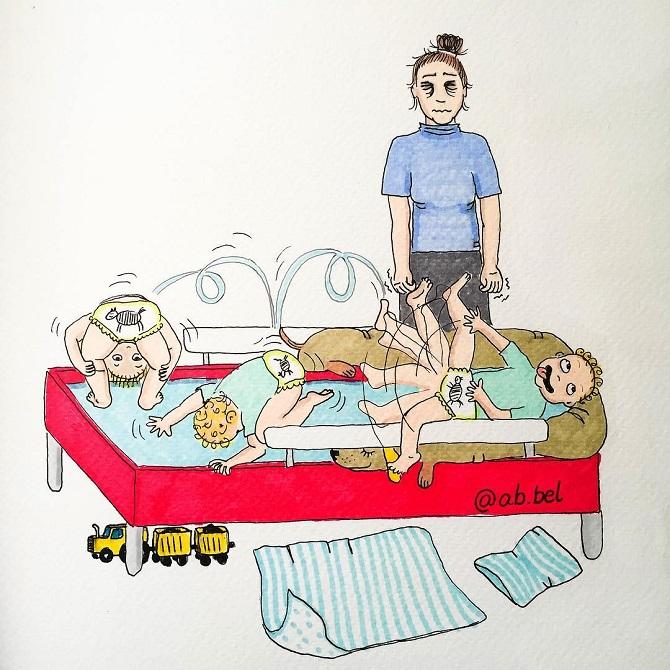 будні мами