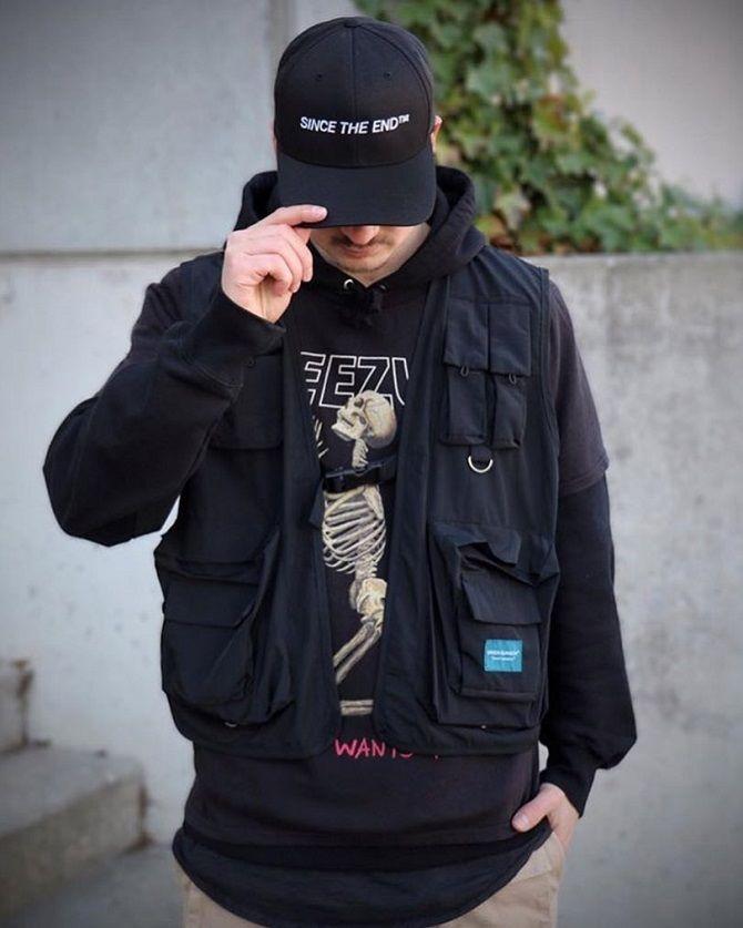 чоловіча мода