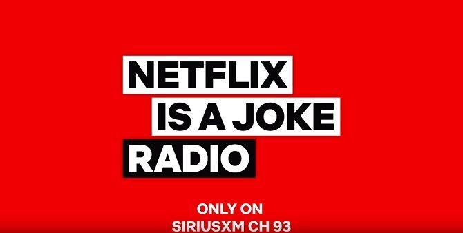 NetFlix запускає радіо-канал з комедійним контентом 1