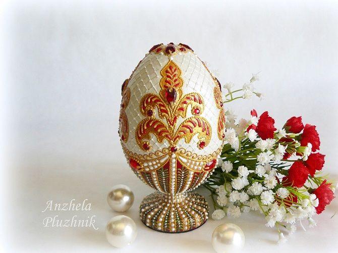 великодні яйца