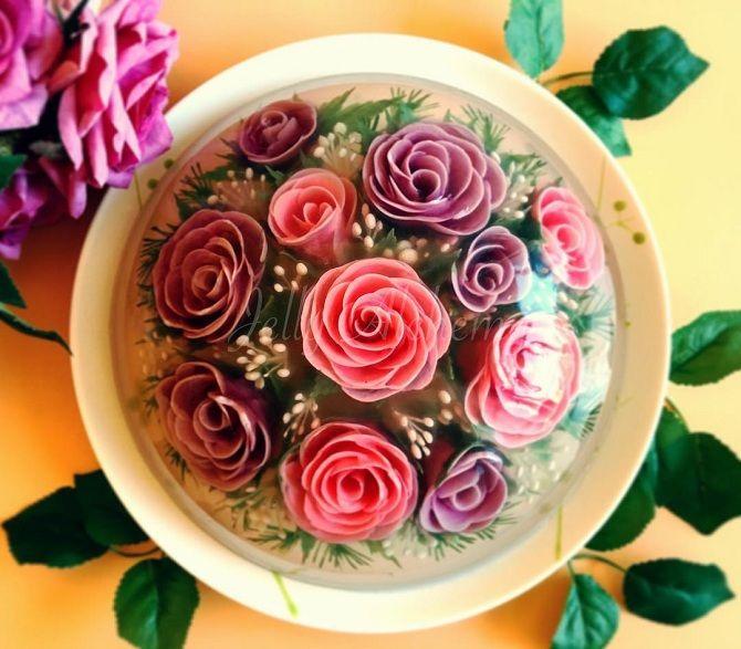 желейні торти