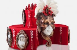 Боксер создает божественные торты: арт-объекты Рената Агзамова