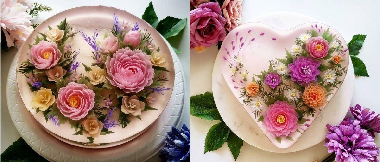 Желейна алхімія: незрівнянні 3D-торти Сью Хен Бун