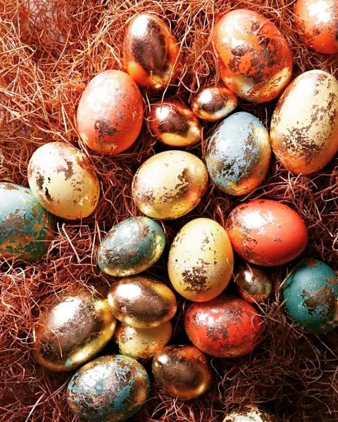 великодні яйця