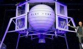 Джефф Безос презентував прототип апарату для висадки на Місяць