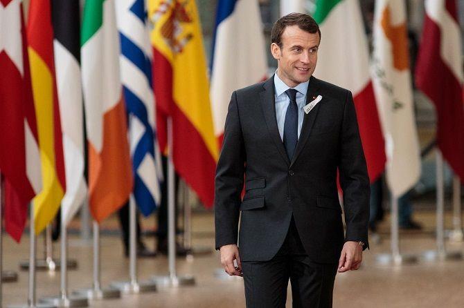 Emmanuel Macron, France