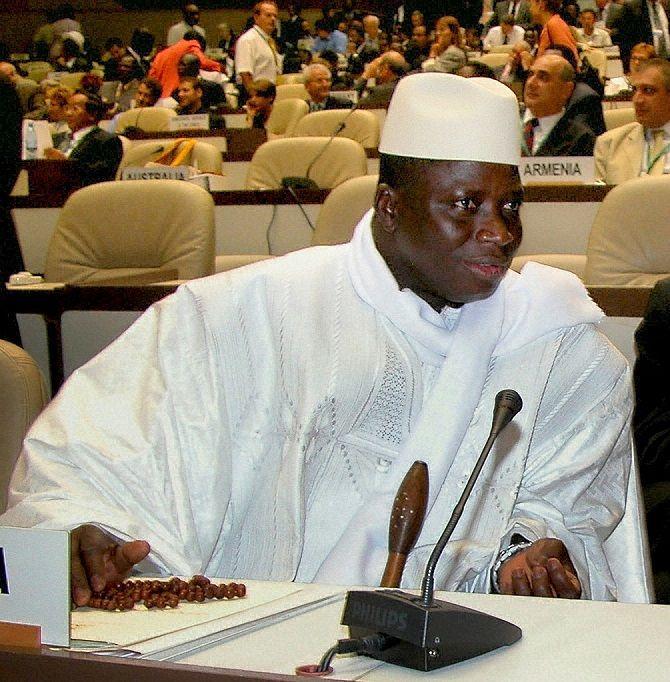 Yahya Jammeh, Gambia