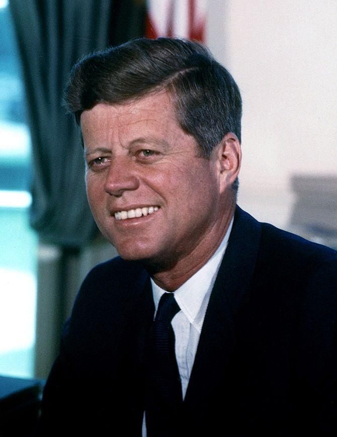Джон Кеннеді, США