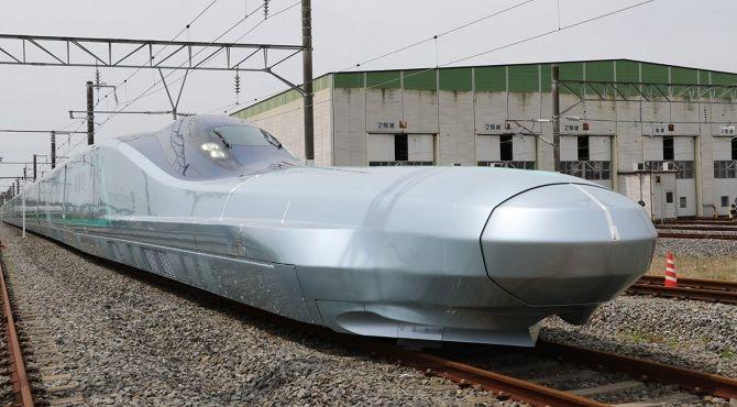 поїзд Alfa-X