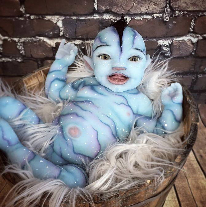 ляльки аватар