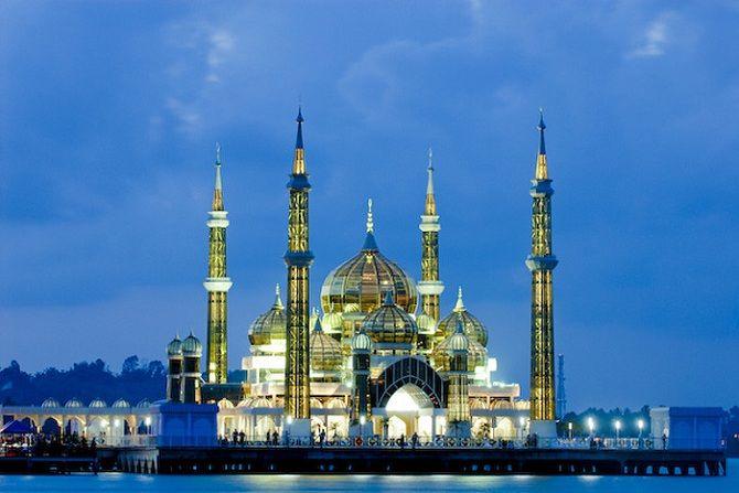 Кришталева мечеть.