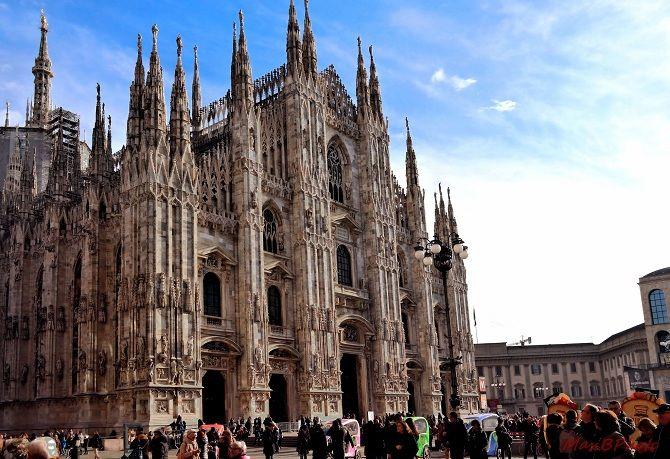 Миланский собор (Собор Рождества Девы Марии)