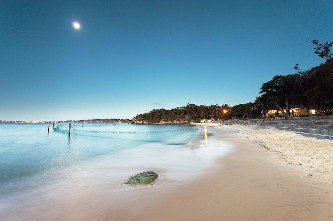 Акулячий пляж Фіш Хук, Південна Африка.