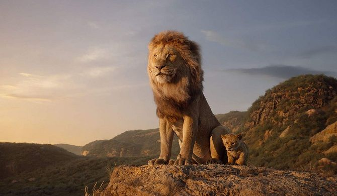 мультфільм Король Лев
