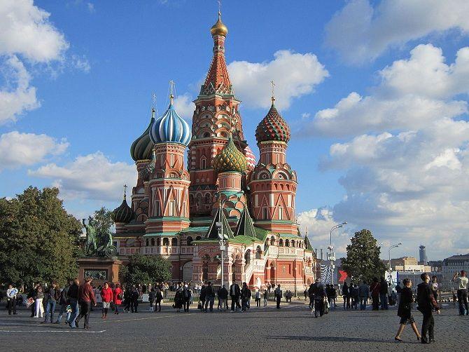 Храм Василия Блаженного (Собор Покрова Пресвятой Богородицы)
