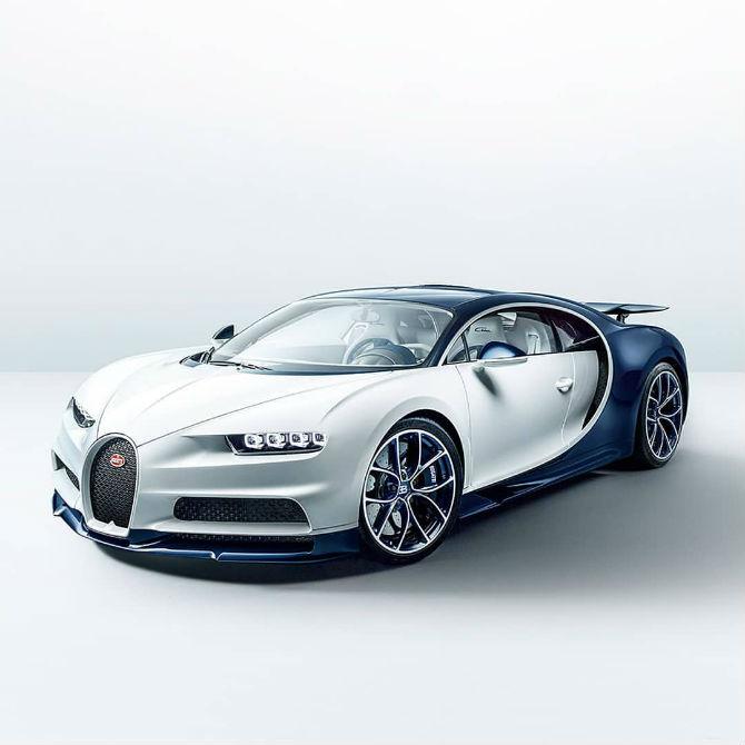 авто Bugatti Chiron