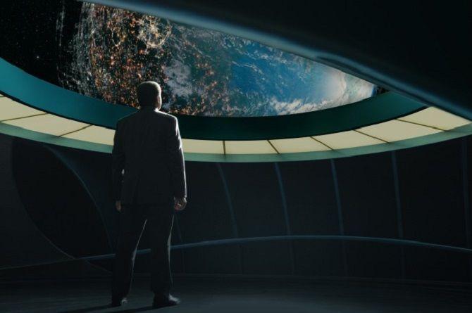 сериал Космос: Пространство и время