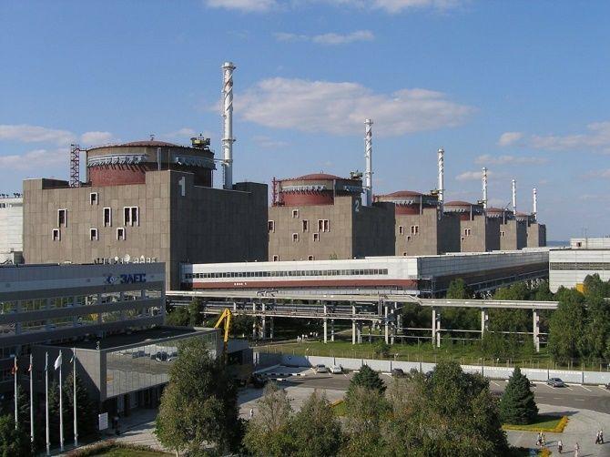 Запорізька АЕС в Україні